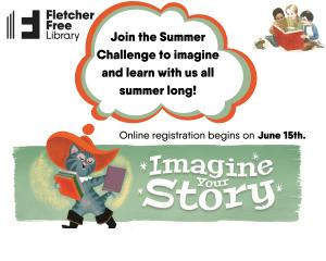 Fletcher Free Library Summer Reading Program